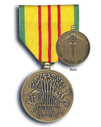 Armed Forces Expeditionary Medal optional conversion to ...