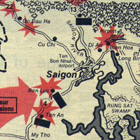 Saigon Battle Plan: Image 1