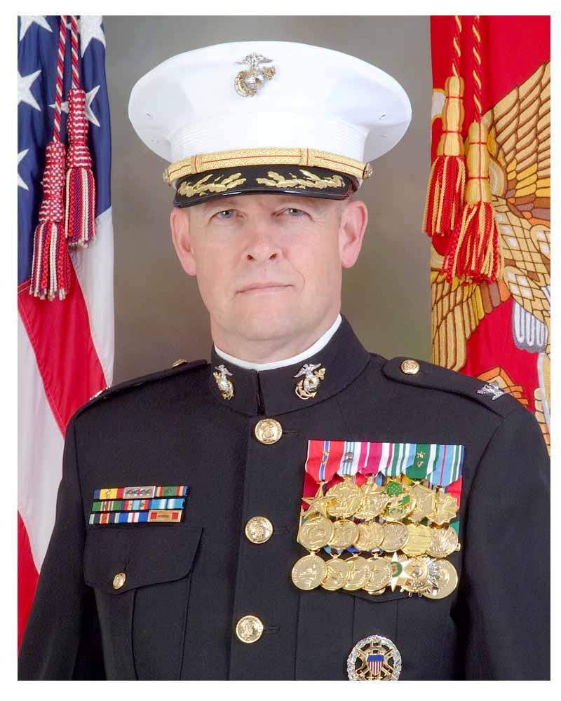 Steve Hasty@Fall of Saigon Vietnam Marines